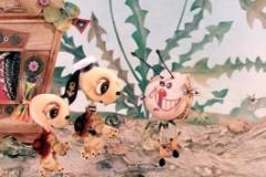 Барабанозвери - Детский видеоклип